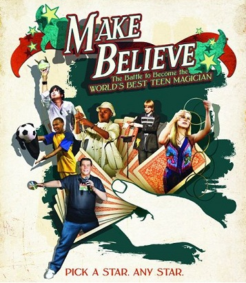 MAKE BELIEVE MOVIE – Nathan Allen, The Maniac of Magic – Comedian Magician Entertainer Entertainment – Des Moines, Iowa