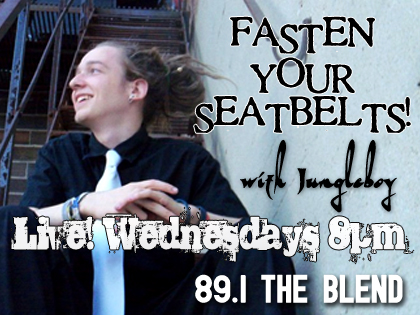 FASTEN YOUR SEATBELTS – Nathan Allen, The Maniac of Magic – Comedian Magician Entertainer Entertainment – Des Moines, Iowa