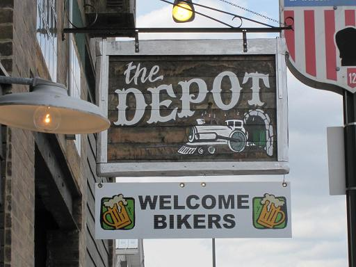 THE DEPOT CUBA CITY WISCONSIN – Nathan Allen, The Maniac of Magic – Comedian Magician Entertainer Entertainment – Des Moines, Iowa