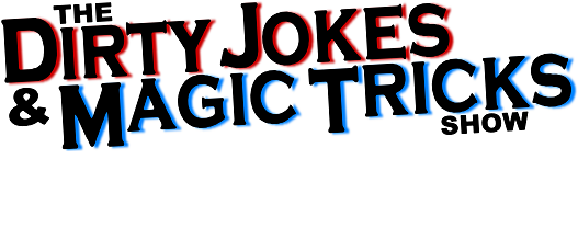DIRTY JOKES AND MAGIC TRICKS Nathan Allen The Maniac of Magic Comedian Magician Entertainer Entertainment Des Moines Iowa