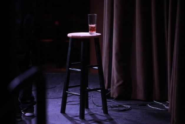 comedy barstool stage
