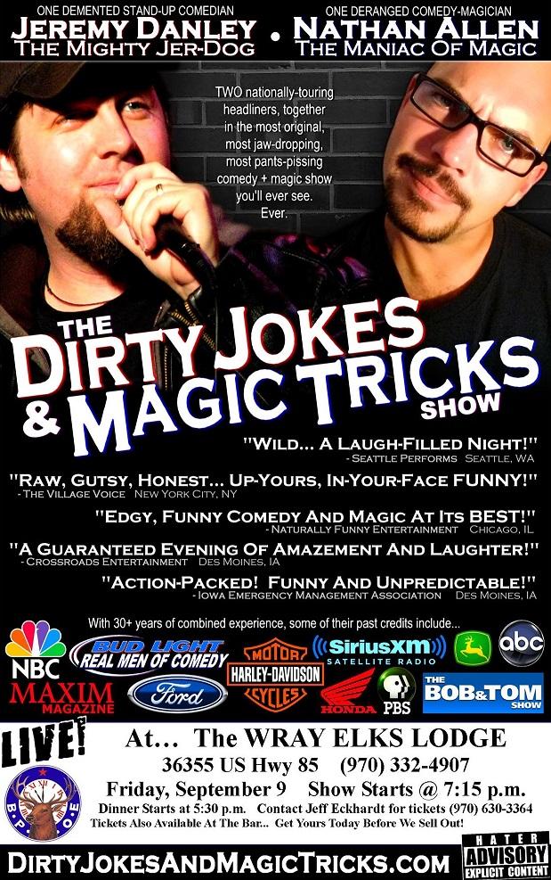 comedian-magician-wray-colorado-elks
