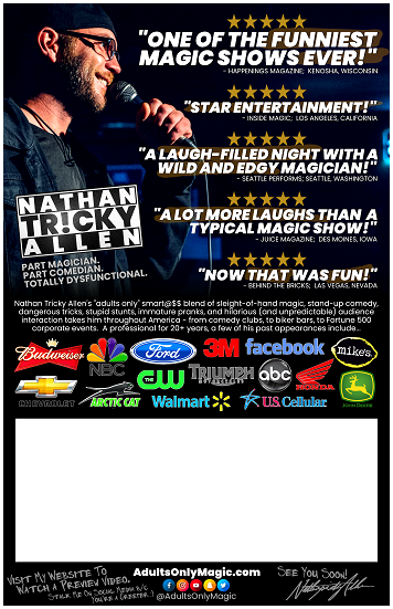 Posters - Nathan Tricky Allen
